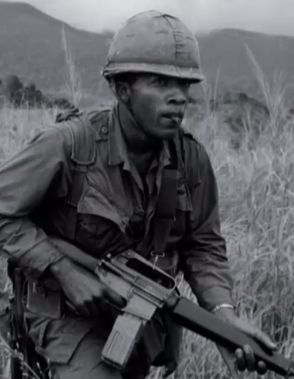 Marine américain au Vietnam