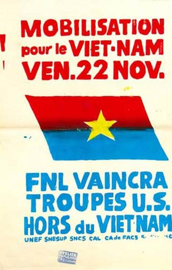 Affiche de 1968