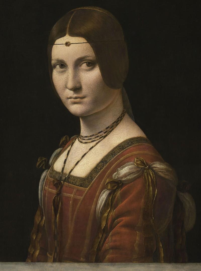 Léonard de Vinci, Rétrospective des 500 ans (Paris)
