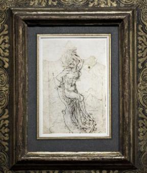 10 janvier 2017 : 15 millions d'euros à trouver pour un dessin de Vinci