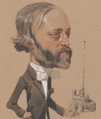 Biographie Eugène Viollet-le-Duc
