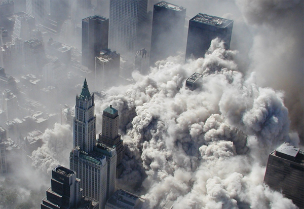 Attentats du World Trade Center (WTC), 11 septembre 2001, New York (DR)