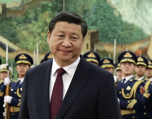 Xi Jiping, président de la République chinoise (DR)