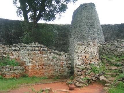 Grand Zimbabwe, Une mystérieuse cité bantoue (Grand Zimbabwe)