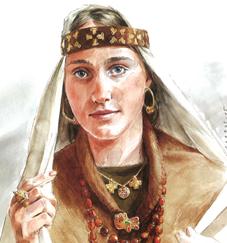 Dame de Grez-Doiceau