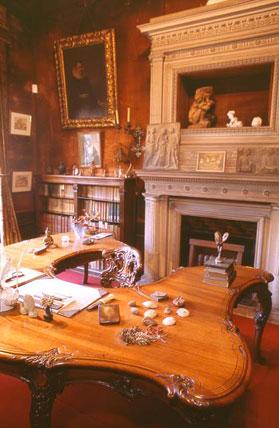 Le musée Clemenceau (8, rue Benjamin Franklin, Paris)