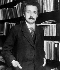 Einstein en 1905