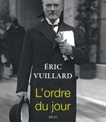 L'Ordre du jour (Récit) (Éric Vuillard)