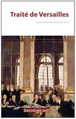 Traité de Versailles (Herodote.net)