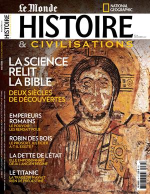 Histoire & Civilisations n°34, décembre 2017