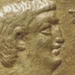 monnaie à l'effigie de Marc-Antoine