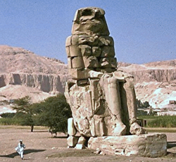 Le colosse de Menmon