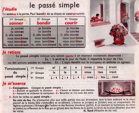 18 Fevrier 2018 Le Passe Simple A La Poubelle Baudelaire Avec Herodote Net