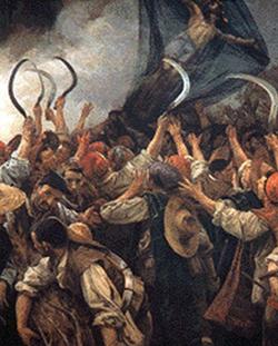 La Révolte des Moissonneurs (1640)