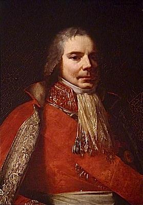 Charles-Maurice de Talleyrand en habit de grand chambellan, Pierre-Paul Prud'hon, 1807, musée Carnavalet, Paris.