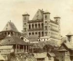 Tananarive, le Palais de la Reine