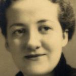 Germaine Tillion (30 mai 1907, Allègre, Haute Loire - 19 avril 2008, Saint-Mandé,Val-de-Marne)